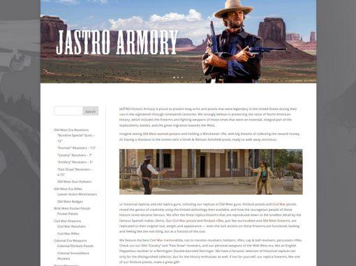 Jastro Armory