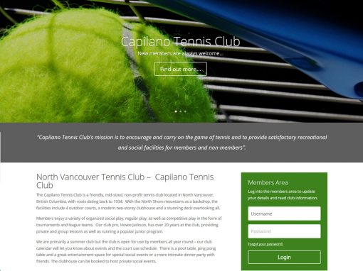 Capalino Tennis Club