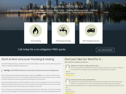 Seaview Plumbing and Heating