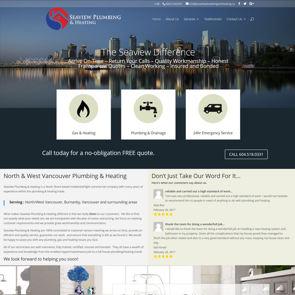 Seaview Plumbing and Heating