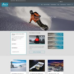Aussies Ski Canada
