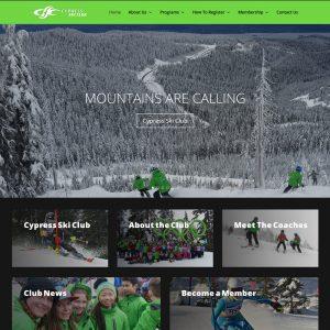Cypress Ski Club